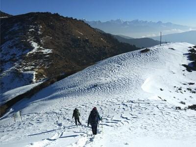Pikey Peak Trekking