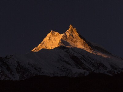 Manaslu round trek in Nepal