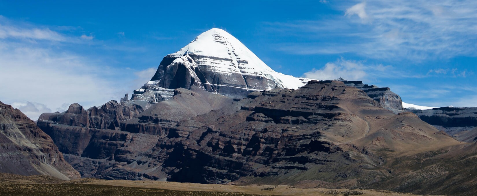 Mt. Kailash is known as the roof of the world