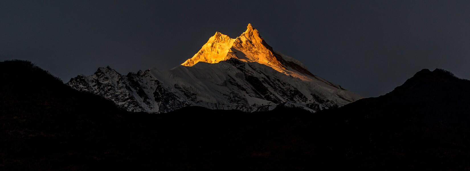 Tsum valley and manaslu circuit trek in Nepal