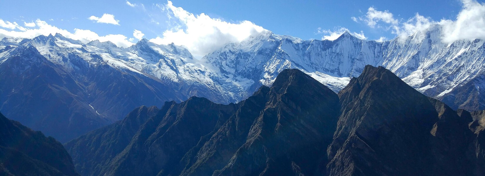 Great Himalayan Trail 24 day (5th Step)