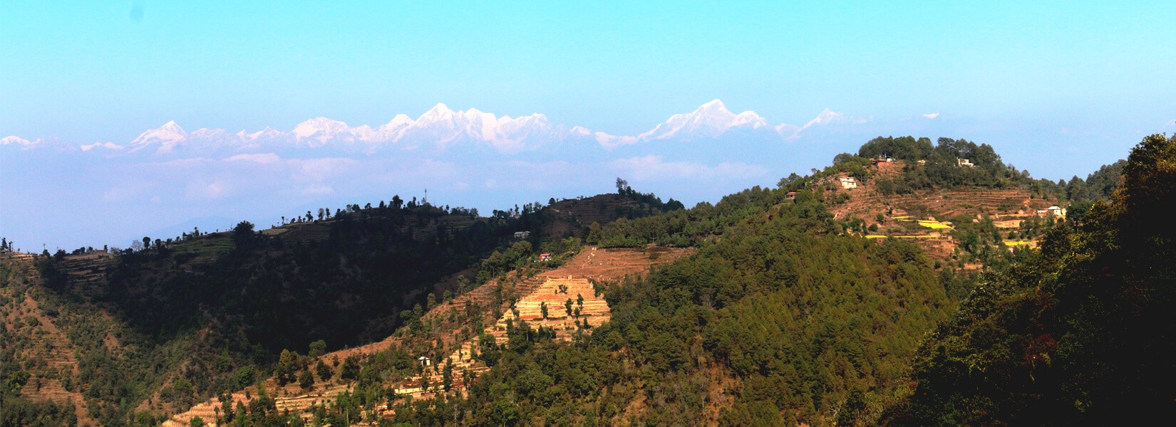 Nepal culture hiking tour