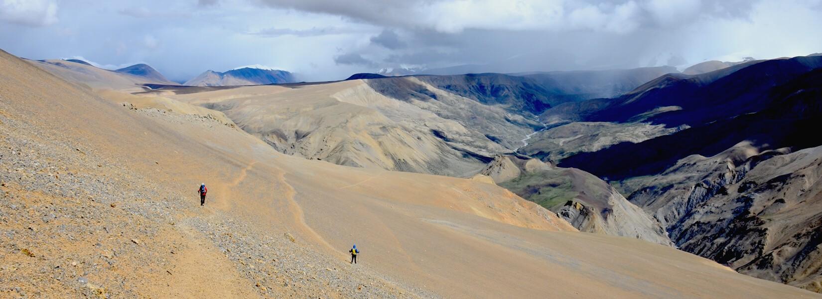 10 Popular treks in Nepal