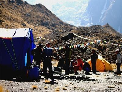 Annapurna North Base Camp Trek