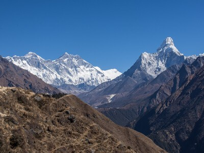 Everest view trek in Nepal
