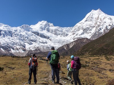 Manaslu Great Himalaya Trail