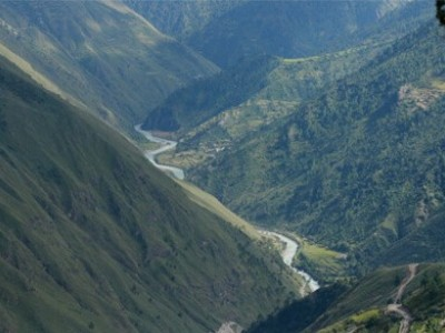 Jumla to Phoksundo Lake Trek